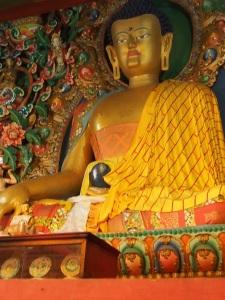 Buddha at Tengboche