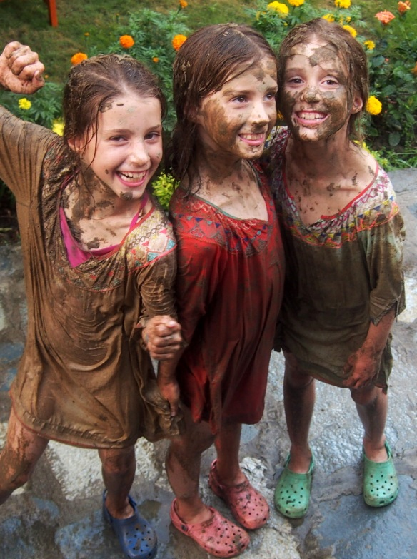 Muddy Monkeys