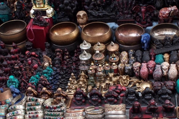 Thamel Souvenir Stall