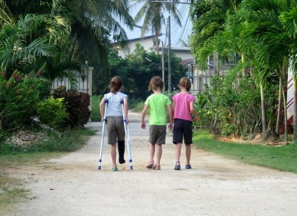 Exploring Koh Samui