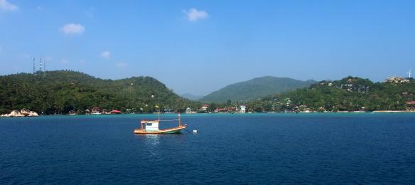 Chaloak Bay, Koh Tao