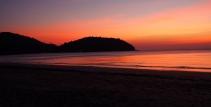 Sunset at Koh Chang