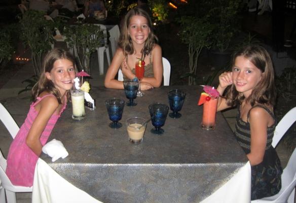 Mocktails!