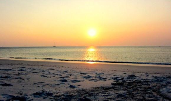 Sunset on Ko Tarutao