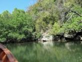 The journey by longtail to Crocodile Cave, Ko Tarutao