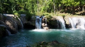 Cambugahay Waterfalls