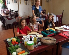 Our cookery course in Hoi An
