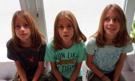 Scarlett, Evie, Jemima