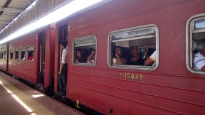 3rd Class to Galle