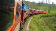 No more epic train journeys